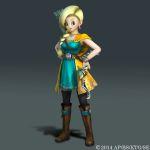 dragon quest heroes character model 02