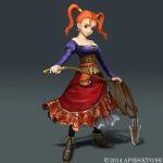 dragon quest heroes character model 04