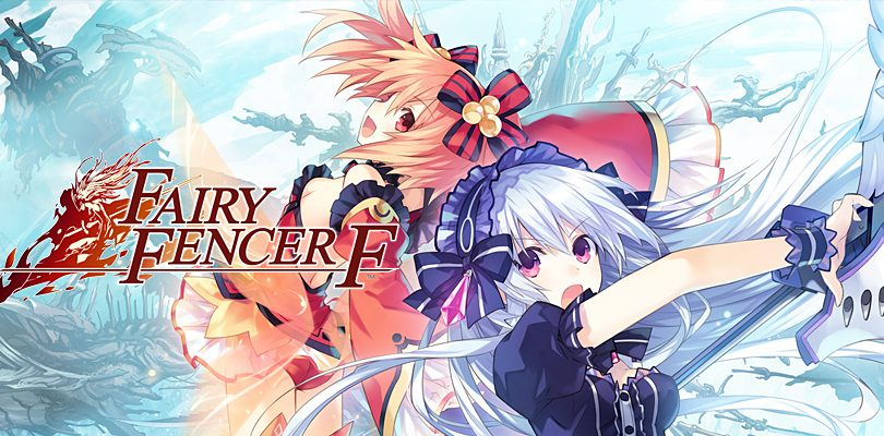 fairy fencer f recensione cover
