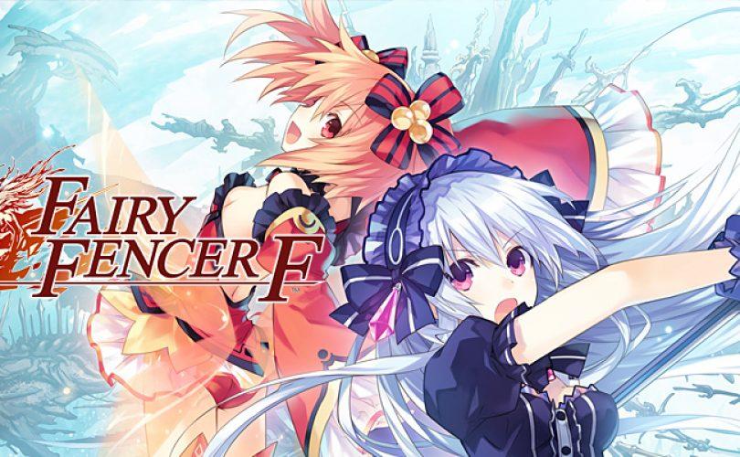 fairy fencer f recensione cover