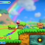 kirby and the rainbow course screenshot 01