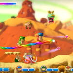 kirby and the rainbow course screenshot 14