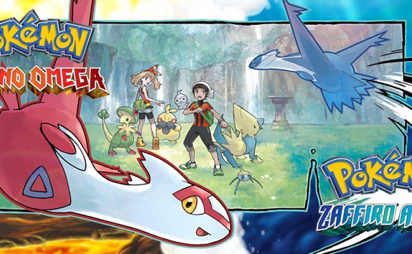Pokémon Rubino Omega e Zaffiro Alpha – Recensione