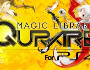 qurare magic library playstation 4 cover
