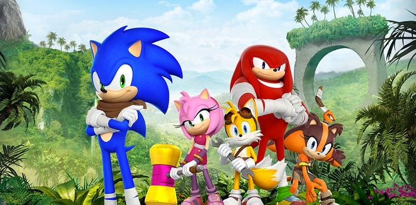 sonic boom cover new