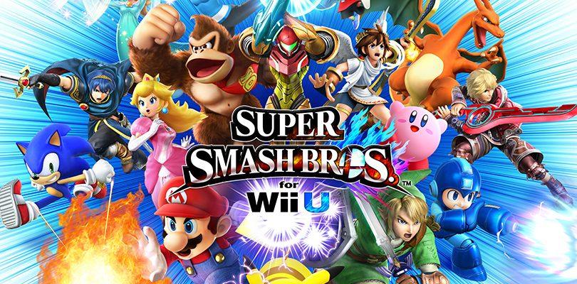 Super Smash Bros. for Wii U: aggiornamento disponibile