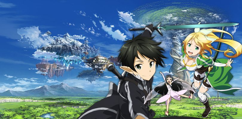 sword art online lost song cover