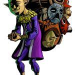 the legend of zelda majora s mask 3D 24