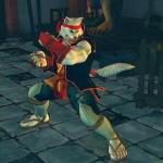 ultra street fighter iv beast costume 02