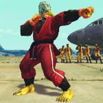 ultra street fighter iv beast costume 03