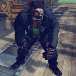 ultra street fighter iv beast costume 06