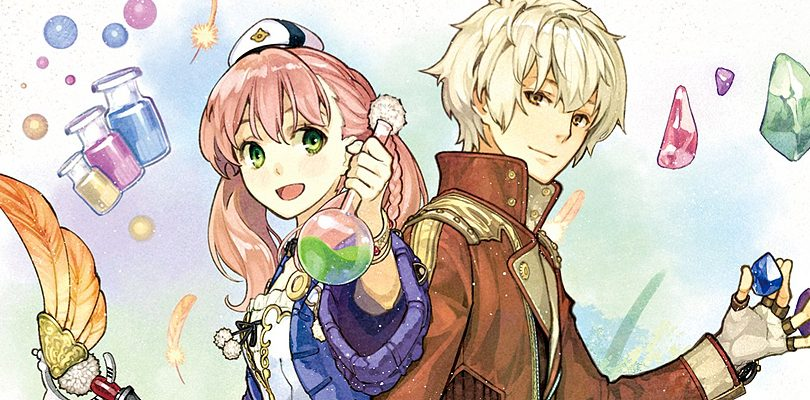 Atelier Escha & Logy Plus: disponibile un nuovo trailer