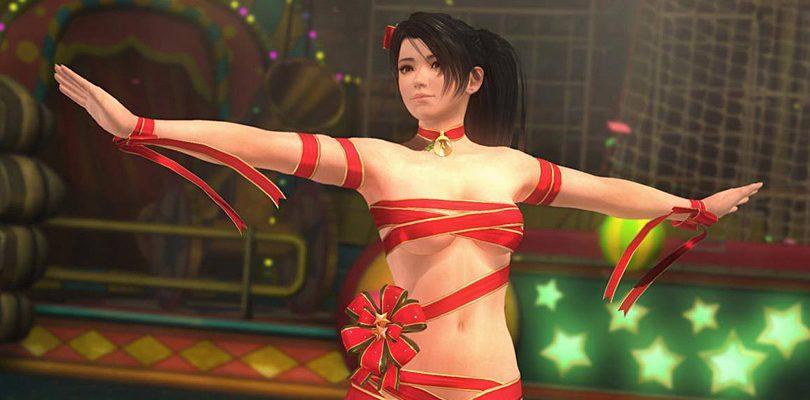DEAD OR ALIVE 5 Ultimate: nuovi costumi in DLC a tema natalizio