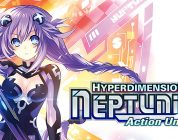 Nuove immagini per Hyperdimension Neptunia U: Action Unleashed