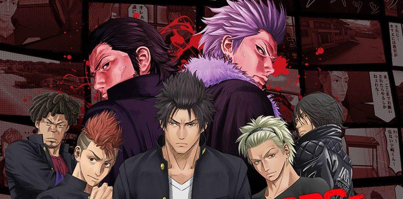Kenka Bancho Otome annunciato per PlayStation Vita