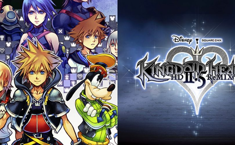 KINGDOM HEARTS HD 2.5 ReMIX – Recensione