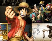 One Piece: Pirate Warriors 3, box art giapponese e nuove immagini