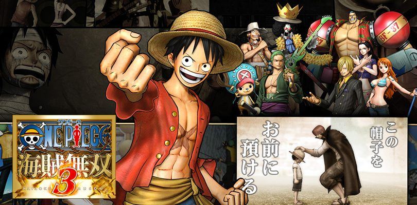 One Piece: Pirate Warriors 3, box art giapponese e nuove immagini