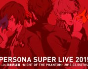 Persona Super Live 2015 -Night of the Phantom-: Il protagonista di Persona 5 appare sul sito ufficiale