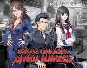 Tokyo Twilight Ghost Hunters: la data di uscita italiana