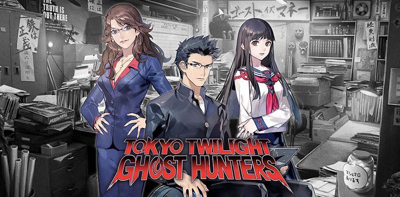 Tokyo Twilight Ghost Hunters: la data di uscita americana