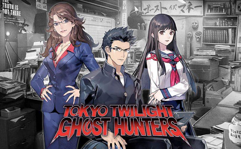 Tokyo Twilight Ghost Hunters: Daybreak Special Gigs, la data di uscita giapponese