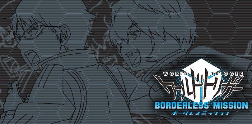 World Trigger: Borderless Mission, primo spot TV giapponese