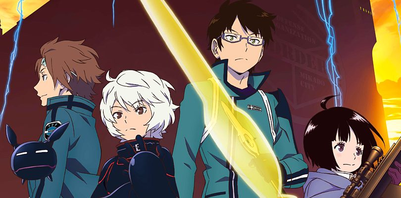 World Trigger: annunciato un gioco per PlayStation Vita