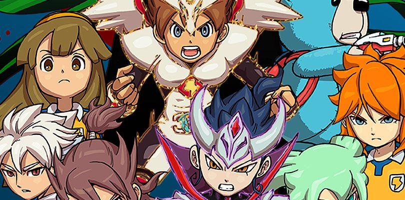 Inazuma Eleven GO: Chrono Stones in Italia da fine marzo