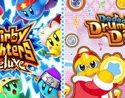 Kirby Fighters Deluxe e Dedede's Drum Dash Deluxe su eShop in Europa