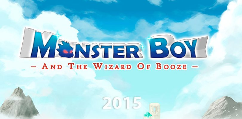 Monster Boy and the Wizard of Booze annunciato per PlayStation 4