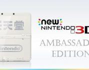 New Nintendo 3DS Ambassador Edition per i membri del Club Nintendo in Europa