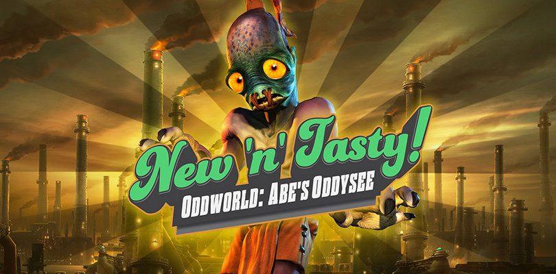 Oddworld: New 'n' Tasty, su Xbox One e PS3 da marzo