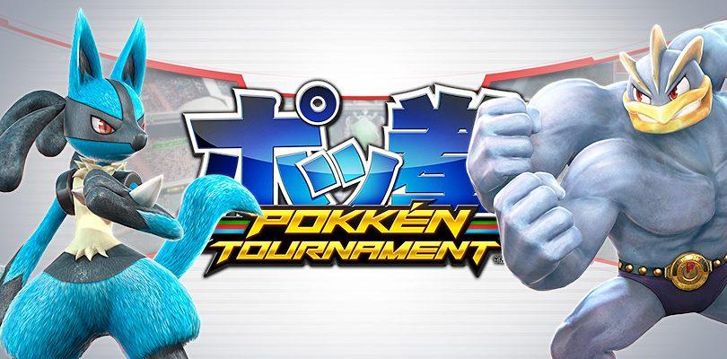 POKKÉN TOURNAMENT: gameplay off-screen per Blaziken