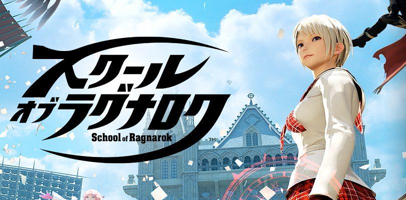 School of Ragnarok: il teaser trailer