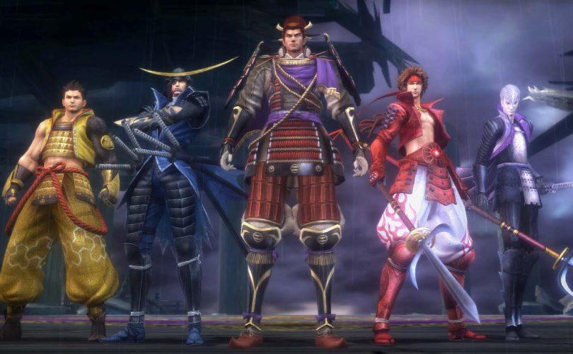 Sengoku BASARA 4: Sumeragi Anniversary Edition annunciato per PS4