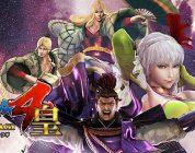 Sengoku BASARA 4: Sumeragi, rivelato il trailer di esordio