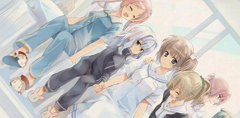 White Robe Love Addiction: da aprile sulle PlayStation Vita nipponiche