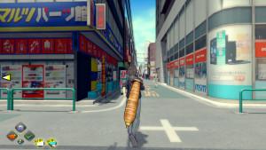 Il kebab è sicuramente l'arma più temibile. Se non ti riesce di legnare i passanti, almeno gli fai venire la dissenteria.