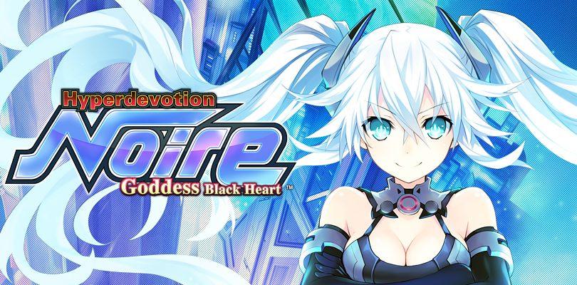 Hyperdevotion Noire: Goddess Black Heart – Recensione