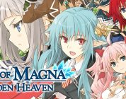 Lord of Magna: Maiden Heaven, la data di uscita europea