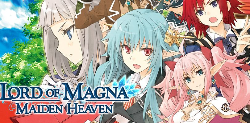 Lord of Magna: Maiden Heaven, un trailer per i protagonisti