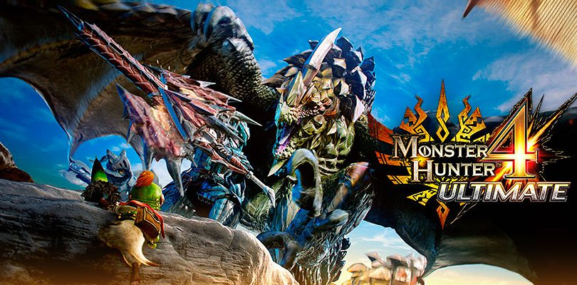 Nintendo annuncia il Monster Hunter 4 Day a Milano