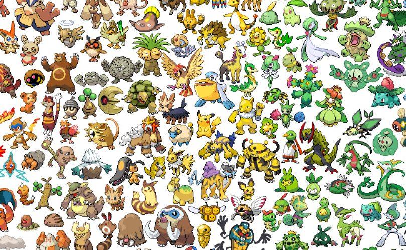 Pokémon: scoperta una nuova e misteriosa creatura