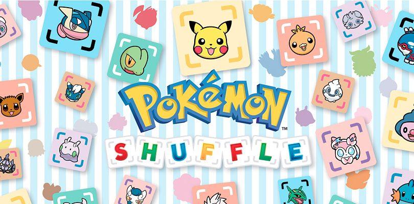 Pokémon Shuffle: rilasciata la versione 1.2