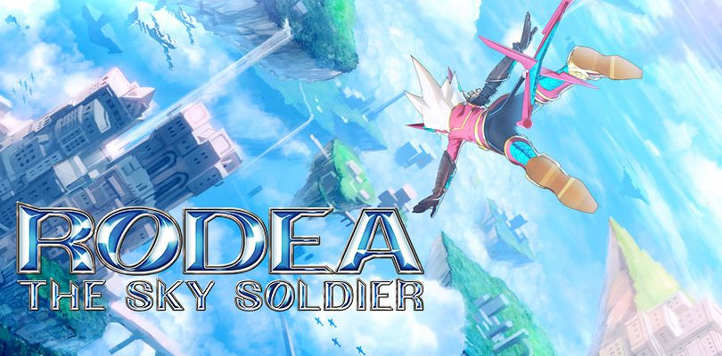 Rodea the Sky Soldier annunciato per l'occidente