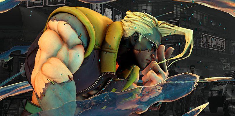 Street Fighter V: trailer introduttivo per Nash