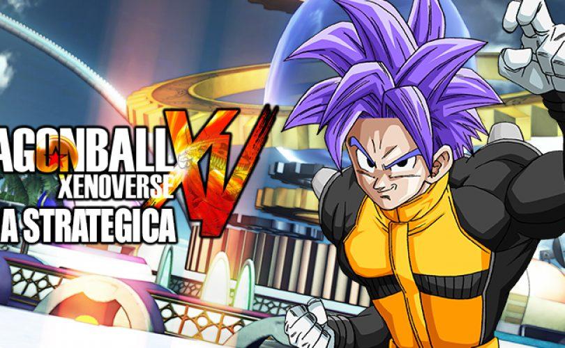 Dragon Ball XenoVerse: alla ricerca delle Sfere del Drago
