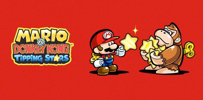 Mario vs. Donkey Kong: Tipping Stars, trailer di lancio americano