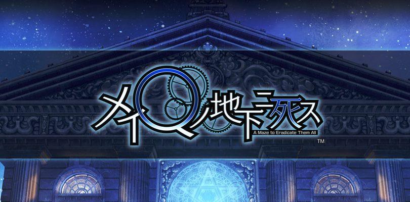 MeiQ no Chika ni Shisu: rivelati alcuni degli artisti al lavoro sul gioco